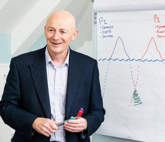 CEDR Mediator, Trainer & Coach, Philip Williams