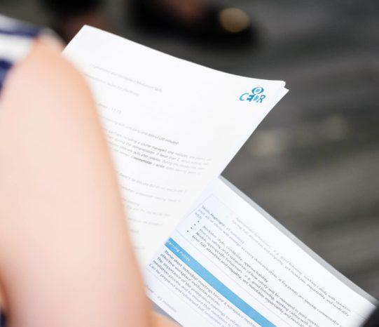 Branded CEDR documents