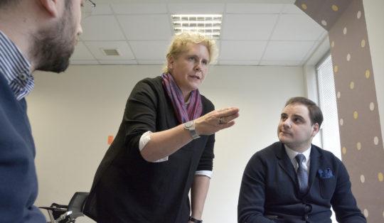 Susanne Schuler coaching