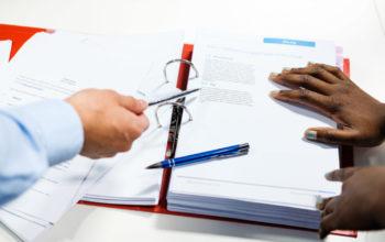 CEDR Adjudicators assessing evidence
